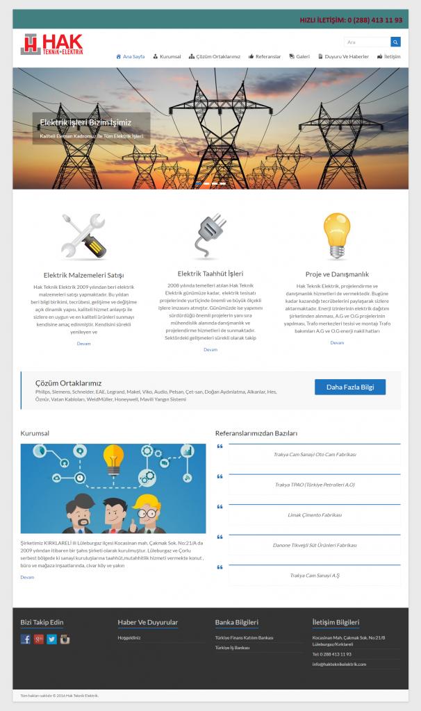 Hak Teknik Elektrik