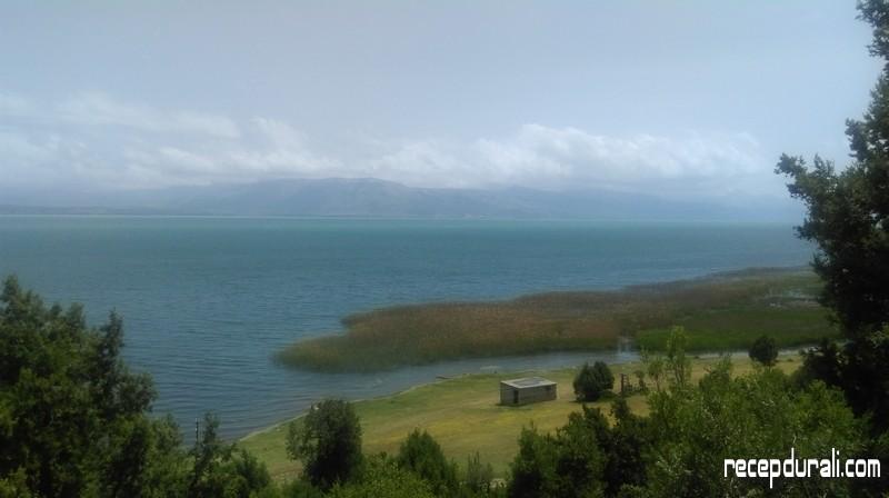 Barla Denizi (Eğirdir Gölü)