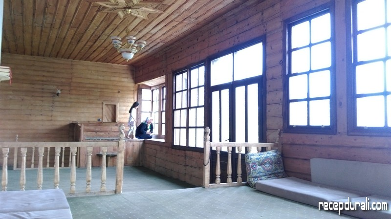 Barlalı Hacı Enver Tevfik'in ahşap evi