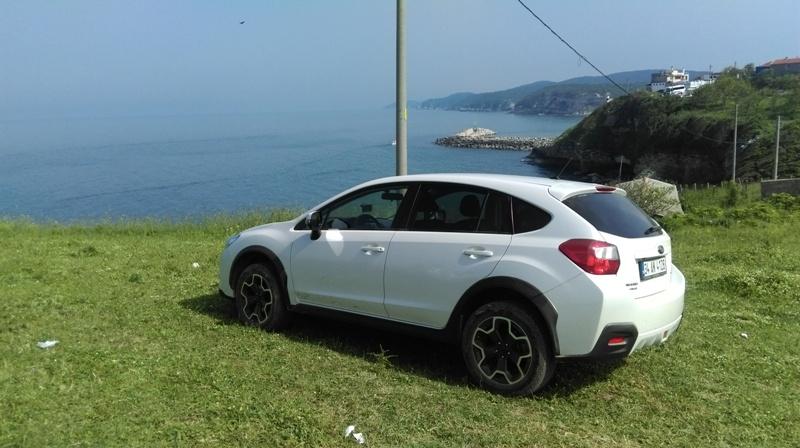 Ulaşım Aracım (Subaru Xv)