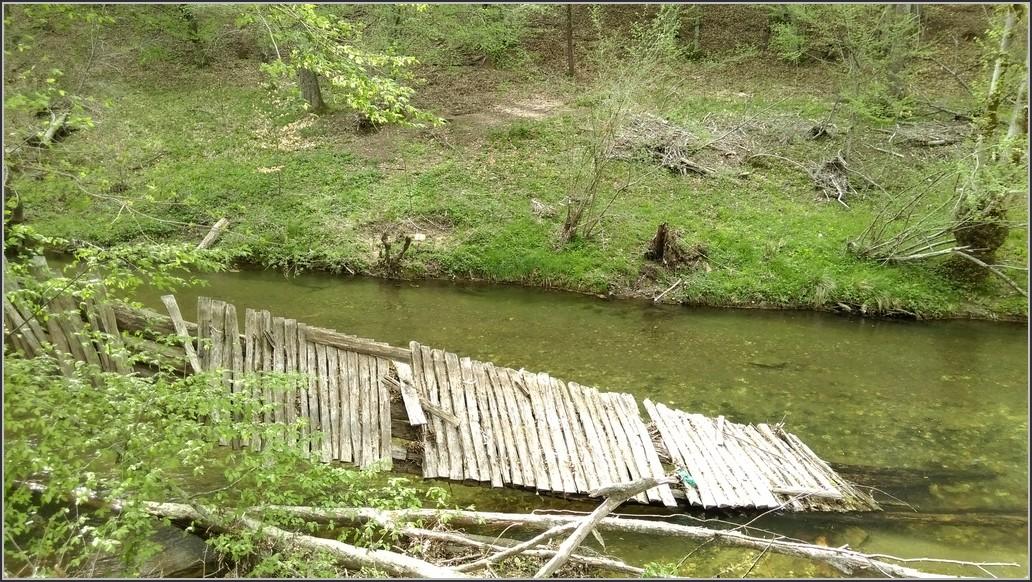 Yıkılmış Köprü