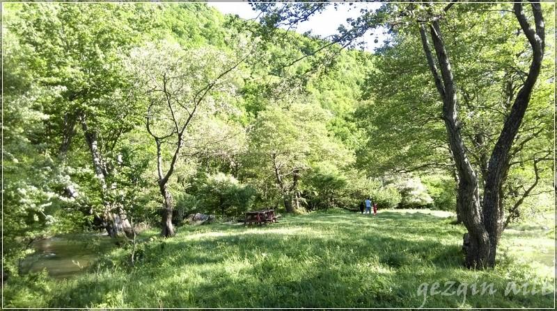 Armağan Köyünde İlkbaharı Karşılamak